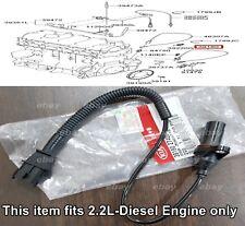 OEM 2.2L Crankshaft Position Sensor Hyundai Grandeur Azera 2006-2010 #3918027400