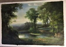 Adams, K-Landscape-Oil-Art For Sale