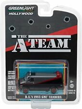GREENLIGHT 44790-B - 1/64 1983 GMC VANDURA THE A TEAM DIECAST MODEL VAN
