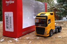 Herpa  Volvo FH 3achs Zugmaschine gelb   305556 1:87  Neu