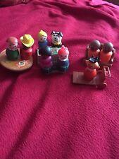 Playskool Figures