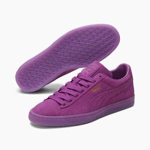 RARE NEW Puma Suede Classic Mono Gold 11 Mens Sneakers Byzantium Gold 381468-03