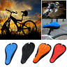 Cycling Bicycle Bike Soft  3D Gel Silicone Seat Pad Saddle Cover Case A0