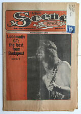 Scene Weekly Vintage Music July 11 1974 Locomotiv Clapton Eagles Golden Earring