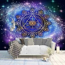 Blue Mysterious Sky Full Wall Mural Photo Wallpaper Printing 3D Decor Kid Home