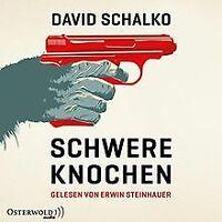 Schwere Knochen: 2 CDs von Schalko, David | Buch | Zustand gut