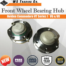 2 Holden Commodore VT Series 1 Front Wheel Hubs Bearing With ABS 1997 - 08/1999