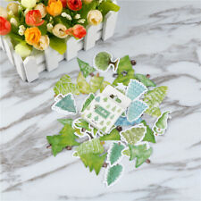 Creative Little Forest Trees Adhesive Stickers Decors Diary Sticker Box PackagFD