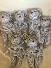Lot Of 6 New York Yankees Bamm Beanos 1998 Champs Mint With Tags Free Shipping
