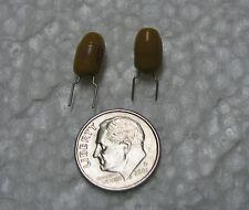 20 Vishay 22uF 35V 10% Radial Tantalum capacitors with preformed leads US Seller