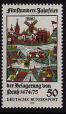 W Germany 1975 Siege of Neuss SG 1736 MNH