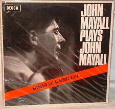 John MAYALL - plays JOHN MAYALL Live Original MONO LP MINT