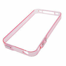Transparent Bumper for Apple Mobile Phones and PDAs