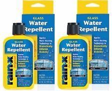Rain X Original Glass Water Repellent 2 Bottle Pack
