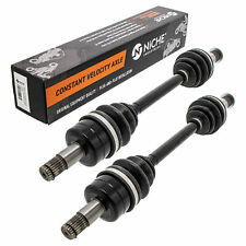 NICHE High Strength Front CV Axle Drive Shaft 2007-2008 Yamaha Grizzly 700 2Pack