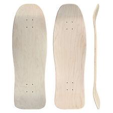 "Square Nose Pool Shape 10"" x 31"" - 16"" Wheelbase Skateboard Deck"
