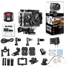Action Cam WiFi Digital Kamera Sport DV Camcorder Wasserdicht 4K Ultra HD 16MP