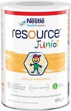 3 X Resource Junior Pulver Vanille PZN 09124583 400g