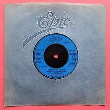 Johnny Logan - What's Another Year / One Night Stand - Epic EPC-8572 Ex