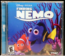 Finding Nemo (Windows/Mac, 2003) Relive the Movie, Game follows the StoryLine!