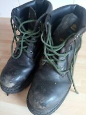 Groundwork safety boots size 8 used steel toe cap