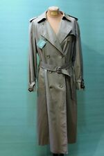 Burberry´s Prosum Trench Coat Staub Mantel Gr 40 Damen England british TOP