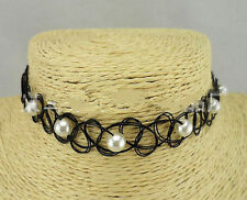 Unbranded Pearl Plastic Fashion Jewellery
