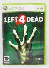 LEFT 4 DEAD - XBOX 360 XBOX360 - PAL ESPAÑA - LEFT4DEAD FOR FOUR
