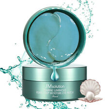 JM Solution 90g Marine Luminous Pearl Deep Moisture Eye Patch Eye Hydrogel Mask