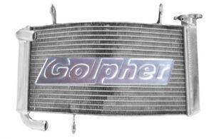 DUCATI MONSTER S4 01-02 / S4R 03-08 PERFORMANCE RACING RADIATOR, 26MM CORE