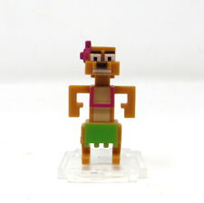 Disney Crossy Road Mini Fig Figure Sandy From Spongebob With Stand Loose NEW