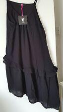 V By Very Asymmetric Crinkle Beach Dress...16/18 NEW..UNWANTED..SALE!!