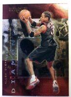 2001 01 Black Diamond Skills Allen Iverson #DS3, Philadelphia 76ers HOF