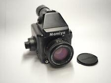 Mamiya 645E mit 2,8 / 80 N Objektiv analoge Mittelformat Kamera 645 E