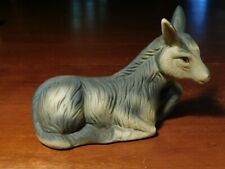 Homco 5216 Vintage Nativity Character Donkey Excellent Ass