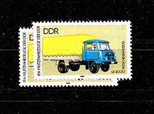 DDR, 2747 Doppelbilddruck d. schwarz. Farbe postfrisch, einwandfrei, siehe Scan