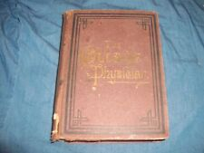 1892 The Cottage Physician by Thomas Faulkner & J.H. Carmichael Homeopathy + *