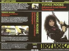 vinnie moore advanced lead guitar instructional dvd yngwie malmsteen