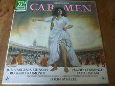Carmen - Georges Bizet - Coffret 3 x Vinyles LP 33T + Livret 64 pages