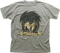 HTTYD How To Train Your Dragon Toothless Zinc grey cotton t-shirt FN9699