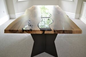 Live Edge Dining Table PRICE IS NEGOTIABLE