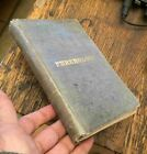 Familiar Lessons on PHRENOLOGY Vol II Fowler ILLUSTRATED Free US Shipping 1848