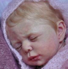 """Luise By Karola Wegerich NewReleased Reborn Baby Doll Kit@19""""@LE999@BodyIncluded"""