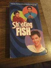 Shooting Fish Movie VHS, 1998 20th century fox Kate Beckinsale