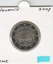 Slovenië 2 euro 2007 UNC : Verdrag van Rome
