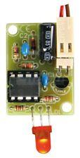 Velleman MK189 12V Car Battery Monitor Electronics Kit - Unassembled