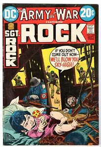 Our Army at War with Sgt. Rock #249, Very Fine Condition
