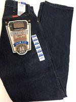NWT Women's 14MWZDD Western Wrangler Cowboy Cut Slim Fit Jeans  DARK BLUE