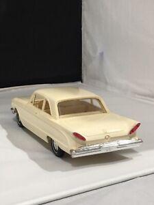 1961 Mercury comet dealer promo toy car