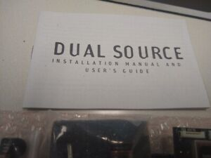 LR Baggs Dual Source Pickup/Mic Mixing System